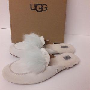 New UGG Shaine Wisp Loafer Size 12